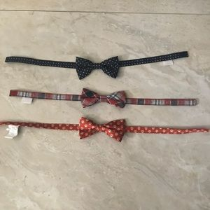 Boys Janie and Jack Bow ties